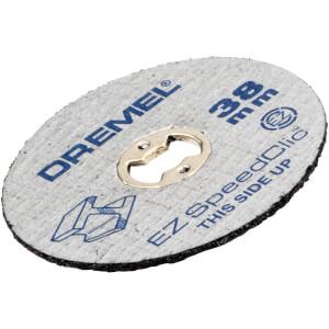 Dremel Speed Clic Metal Cut Wheel 12 Pack