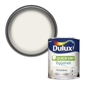 Dulux Timeless - Quick Dry Eggshell - 750ml