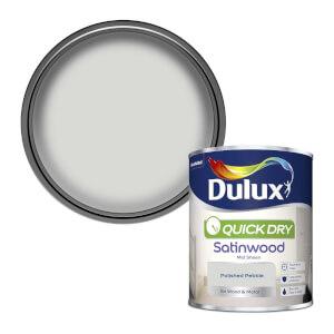 Dulux Polished Pebble - Quick Dry Satinwood - 750ml