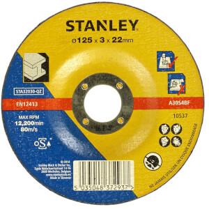 Stanley 125mm Metal Cuting Disc - STA32030-QZ