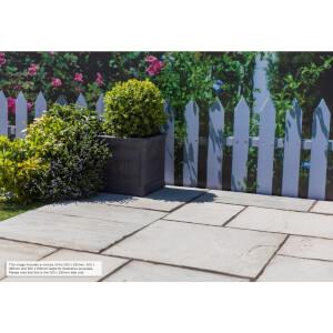 Stylish Stone Natural Sandstone 290 x 290mm - Lakefell