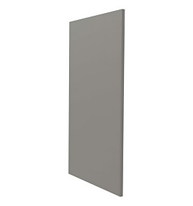 Timber Shaker Grey Painted Clad on Base Panel
