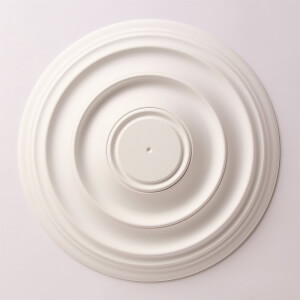 NMC Easycove Classic Ceiling Rose - 400mm