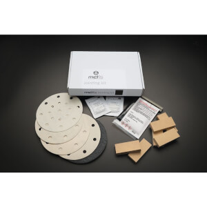 Metis Black Kitchen Worktop - Joint Kit
