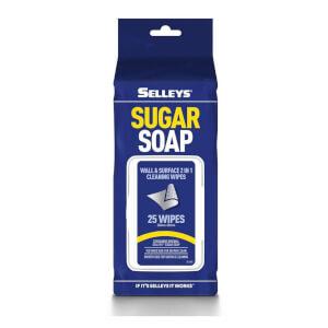 Selleys Sugar Soap Wipes