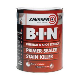 Zinsser B-I-N Primer - 1L