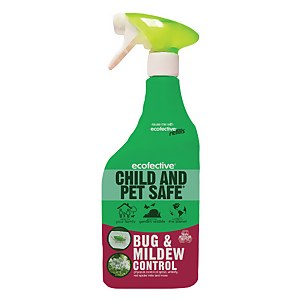 Ecofective Ready to Use Bug and Mildew Control - 1L