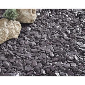 Stylish Stone Plum Slate 40mm - Large Pack