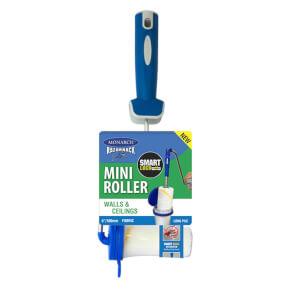 Monarch Razorback Mini Roller with Frame Fabric - 100mm