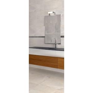 Anais Bone Wall & Floor Tile - 6 Pack