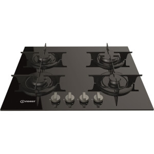 Indesit PR 642 /IBK UK Gas Hob - Black
