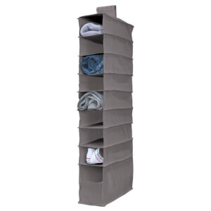 Hanging Storage Organiser - 9 Shelf
