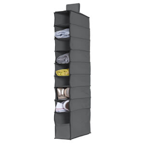 Premium Hanging Storage Organiser - 9 Shelf