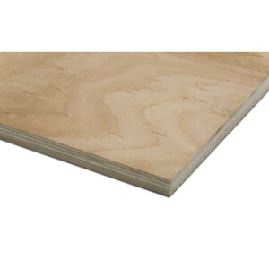 Hardwood Plywood 1220 x 607 x 18mm