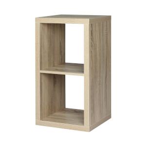 Clever Cube 1 x 2 - Oak
