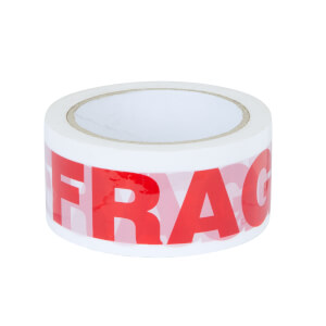 Fragile Packaging Tape 48mm x 50m