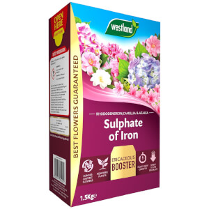 Westland Sulphate of Iron - 1.5kg