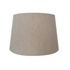 Retro Drum  Lamp Shade - Cream - 30cm