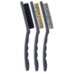 Harris Taskmasters Wire Brush 3 Pack