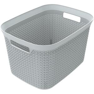 Ezy Storage Mode 25L Open Basket - Lily
