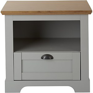 Diva Lamp Table - Grey