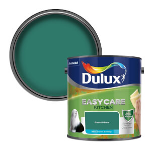 Dulux Easycare Kitchen Emerald Glade Matt Paint - 2.5L