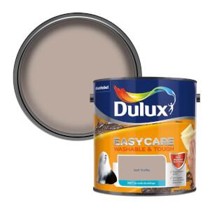Dulux Easycare Washable & Tough Soft Truffle Matt Paint - 2.5L