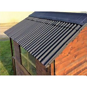 Watershed Roof Kit for 6x6ft Apex Shed