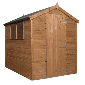 Mercia (Installation Included) 7x5ft Shiplap Apex Shed