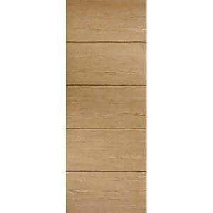 Lille Internal Prefinished Oak Fire Door - 686 x 1981mm