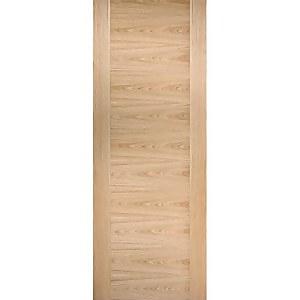 Sofia Internal Prefinished Oak Fire Door - 762 x 1981mm
