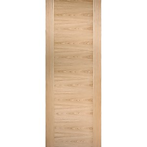 Sofia Internal Prefinished Oak Fire Door - 838 x 1981mm