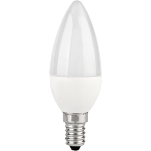 TCP LED Candle 40W SES Warm Light Bulb -  5 pack