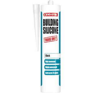 Evo-Stik Building Sealant Black - 290ml