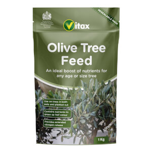 Vitax Olive Tree Fertiliser Pouch 0.9kg