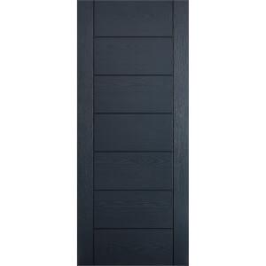Modica External Anthracite Grey GRP Door - 838 x 1981mm