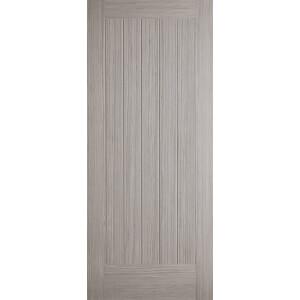Somerset Internal Prefinished Light Grey Door - 686 x 1981mm