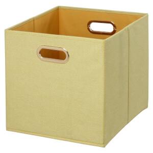 Cube Fabric Insert - Ochre