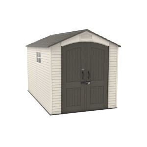 Lifetime 7x12ft Outdoor Storage Shed