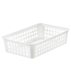 Smartstore 2L Wardrobe Basket - White