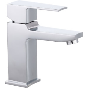 Balterley Opal Basin Mixer Tap and Waste