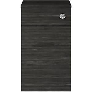 Balterley Rio 500mm WC Unit - Hacienda Black