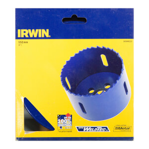 IRWIN Bi-Metal Hole Saw - 152mm