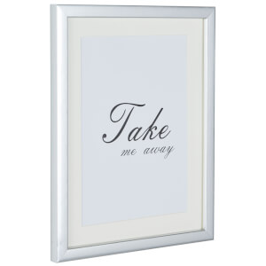 Grace Picture Frame 7 x 5  Silver