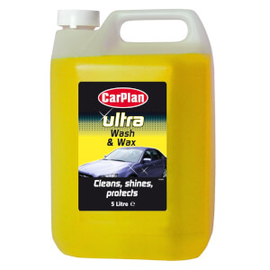 Ultra Wash and Wax 5ltr