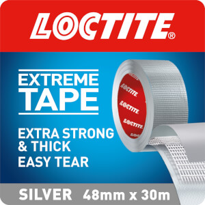 Loctite Extreme Tape 30m Silver