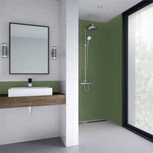Wetwall Olive Grove Matt - 900mm - Acrylic