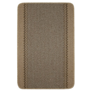 Richmond washable mat -Beige