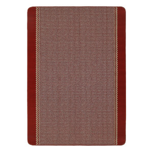 Richmond washable mat -Red