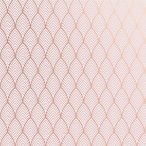 Superfresco Easy Bercy Blush & Rose Gold Wallpaper